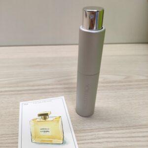 香水サブスク「SCENTPICK」の無料アトマイザーケース