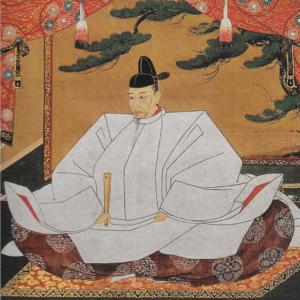 豊臣秀吉像(WikipediaのPD画像より)