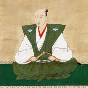 織田信長像(WikipediaのPD画像より)
